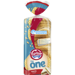 Photo of Tip Top® The One® White Toast 700g