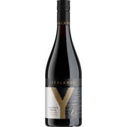 Photo of Yealands Reserve Pinot Noir 750ml
