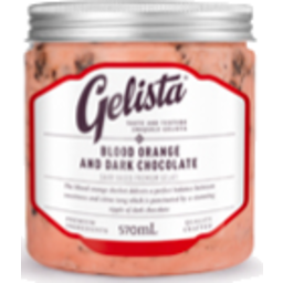 Photo of Gelista Orng/Choc Non-Dary I/Crm