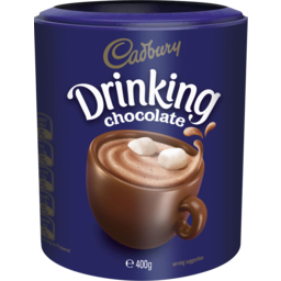 Photo of Cadbury Drinking Chocolate (400g)