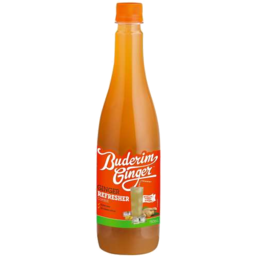 Photo of Buderim Ginger Refresher Cordial Mixer 750ml