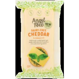 Photo of Angel Food Dairy Free Alternative Cheddar 300g