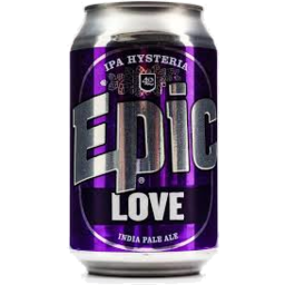 Photo of Epic Love IPA Can 330ml