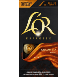 Photo of Lor Espresso Colombia 10pk