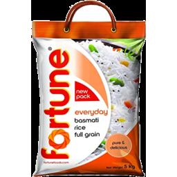 Photo of Fortune Everyday Basmati Rice 5kg