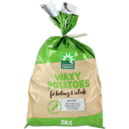 Photo of Potatoes Country Fresh 2kg Waxy