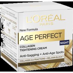 Photo of Loreal Age Perfect Night Cream 50ml