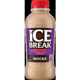 Photo of Ice Break Mocha With Chocolate Flavoured Oat Milk 500ml