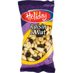 Photo of Holiday Raisins & Nuts