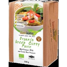 Photo of Lumlum - Green Curry Paste - 100g