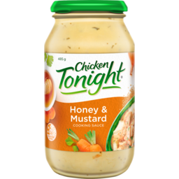 Photo of Chicken Tonight Simmer Sauce Golden Honey Mustard 485g