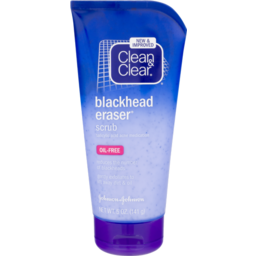 Photo of Clean & Clear Oil-Free Blackhead Eraser Scrub