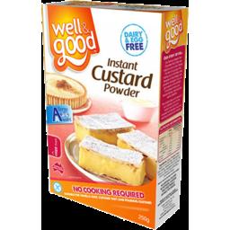 Photo of Well & Good Instant Custard Powder Mix 250gm