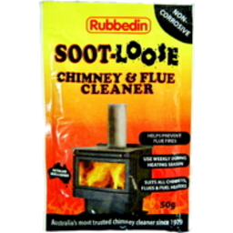 Photo of Rubbedin Soot Loose Clnr #50gm