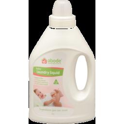 Photo of Abode Laundry Liquid - Baby Fragrance Free 2l