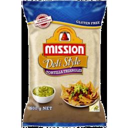 Photo of Mission Corn Chip Deltri 500gm