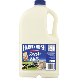 Photo of Harvey Fresh Free Range Full Cream Milk 3l