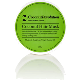 Photo of Coconut Revolution Hair Mask 250gm