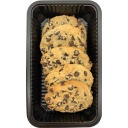 Photo of 40% Choc Chip Cookies 5 Pack 290g