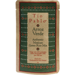 Photo of Tio Pablo Mexican Green Rice Mix 35gm
