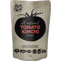 Photo of Hart & Soul All Natural Tomato Kimchi Soup 400g