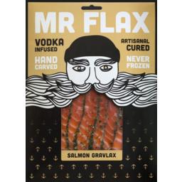 Photo of Mr Flax Salmon Gravlax 100g