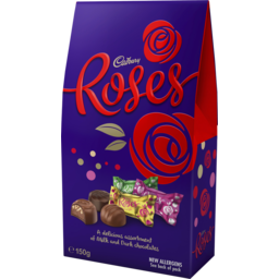 Photo of Cadbury Roses Chocolate Gift Bag 150g