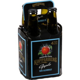 Photo of Kopparberg Cider Apple Non Alcoholic 4x330ml