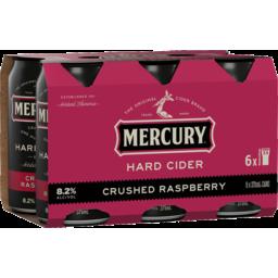 Photo of Mercury Hard Cider Crushed Raspberry