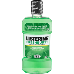 Photo of Listerine Freshburst Antibacterial Mouthwash 500ml