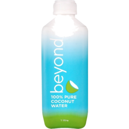 Photo of Beyond 100% Pure Coconut Water 1lt