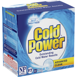 Photo of Cold Pwr L/Pdr Adv Cln 1kg