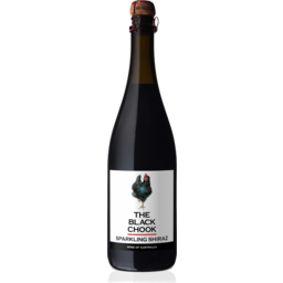 Photo of Black Chook Sparkling Shiraz