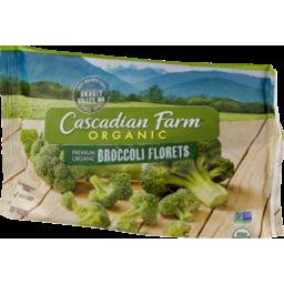 Photo of Cascadian Farm Organic Broccoli Florets