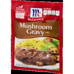 Photo of Mccormick Mushroom Gravy Mix