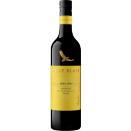 Photo of Wolf Blass Yellow Label Merlot 2018ml