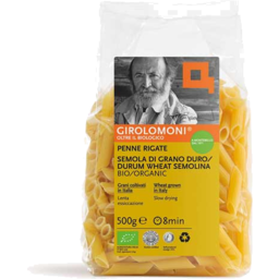 Photo of Girolomoni Durum Penne 500gm