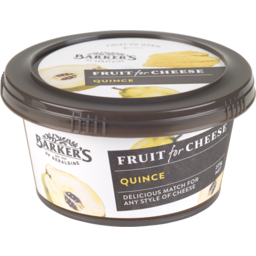 Photo of Barker's Fruit For Cheese Fruit Paste Quince 225g