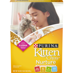 Photo of Purina Dry Nuture Kitten Chow 459g