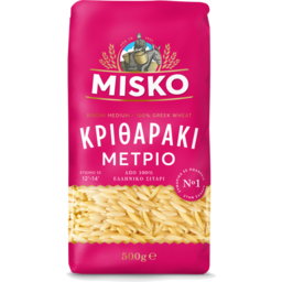 Photo of Pasta Misko Kritharaki Medium 500g