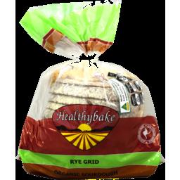 Photo of Rye - Grid Loaf