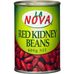 Photo of Lanova Red Kidney Beans 400gm
