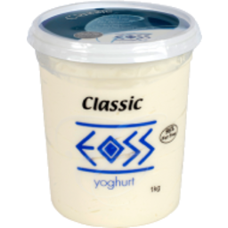 Photo of Eoss Classic Yog 200g