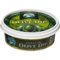 Photo of Yumis Italian Olive Dip 200g