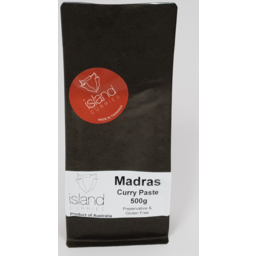Photo of 'Madras' Curry Paste 500g softpack - Ideal for rich beef curry