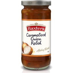 Photo of Baxters Carmelised Onion Relish 240gm