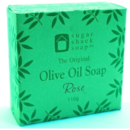 Photo of Olive Oil Soap - Rose (18)