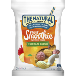 Photo of The Natural Confectionery Co. Fruit Smoothie Tropical Crush 200g