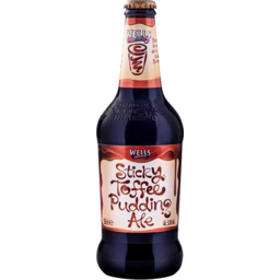 Photo of Charles Well's Sticky Toffee Pudding Ale