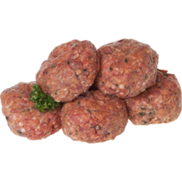 Photo of PLAZA MADE BEEF RISSOLES